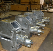 Cam Roller Constants on Assembly Floor