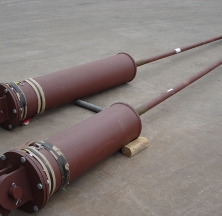 C-Type Variable Springs for a Furnace Application