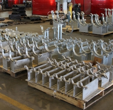 Various Sizes of Carbon Steel Pipe Shoes
