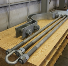 Rod Hangers, Hardware and Pipe Clamp